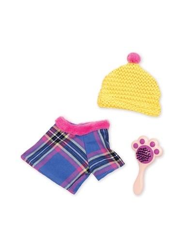 Our Generation Our Generation Ekose Oyuncak Köpek Kıyafet Seti Renkli